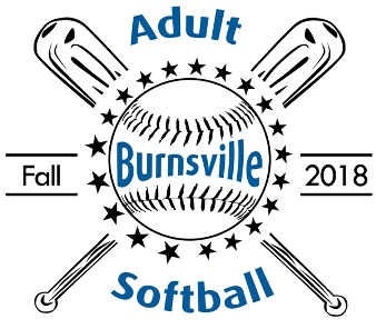 2018 Fall Softball logo