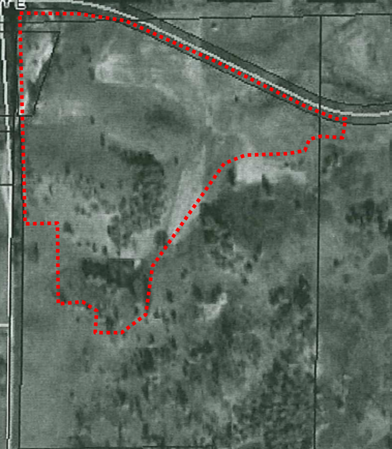 1937 Aerial Photos of Restoration Site