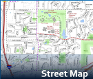 City Streets Map
