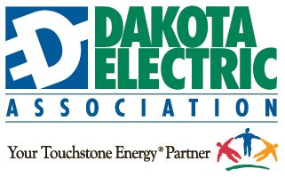 logo for Dakota Electric