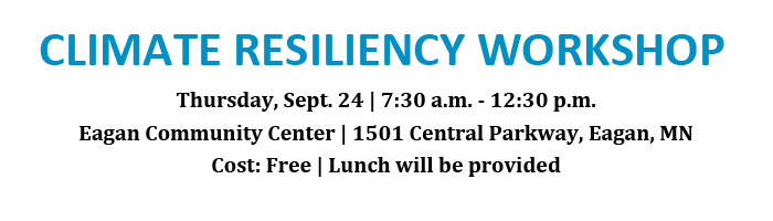 Climate Resiliency Workshop