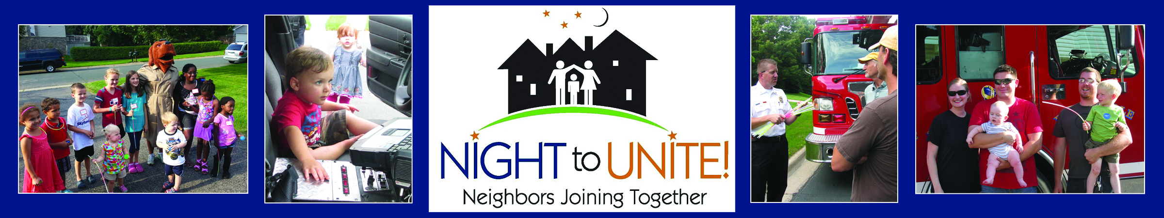 Experience Burnsville's Night to Unite, August 1, 2017