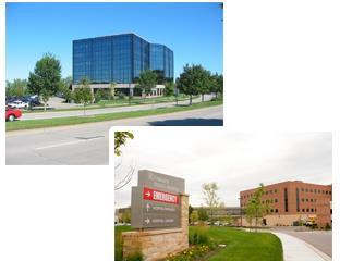 Collage of Burnsville businesses
