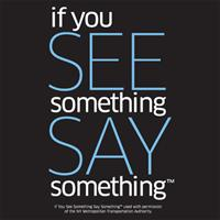 See Something Say Something logo