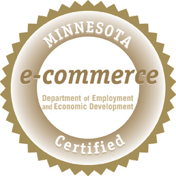Minnesota e-Commerce Certified Seal