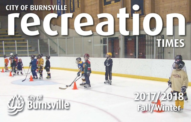 2017 Fall Recretaion Times Cover