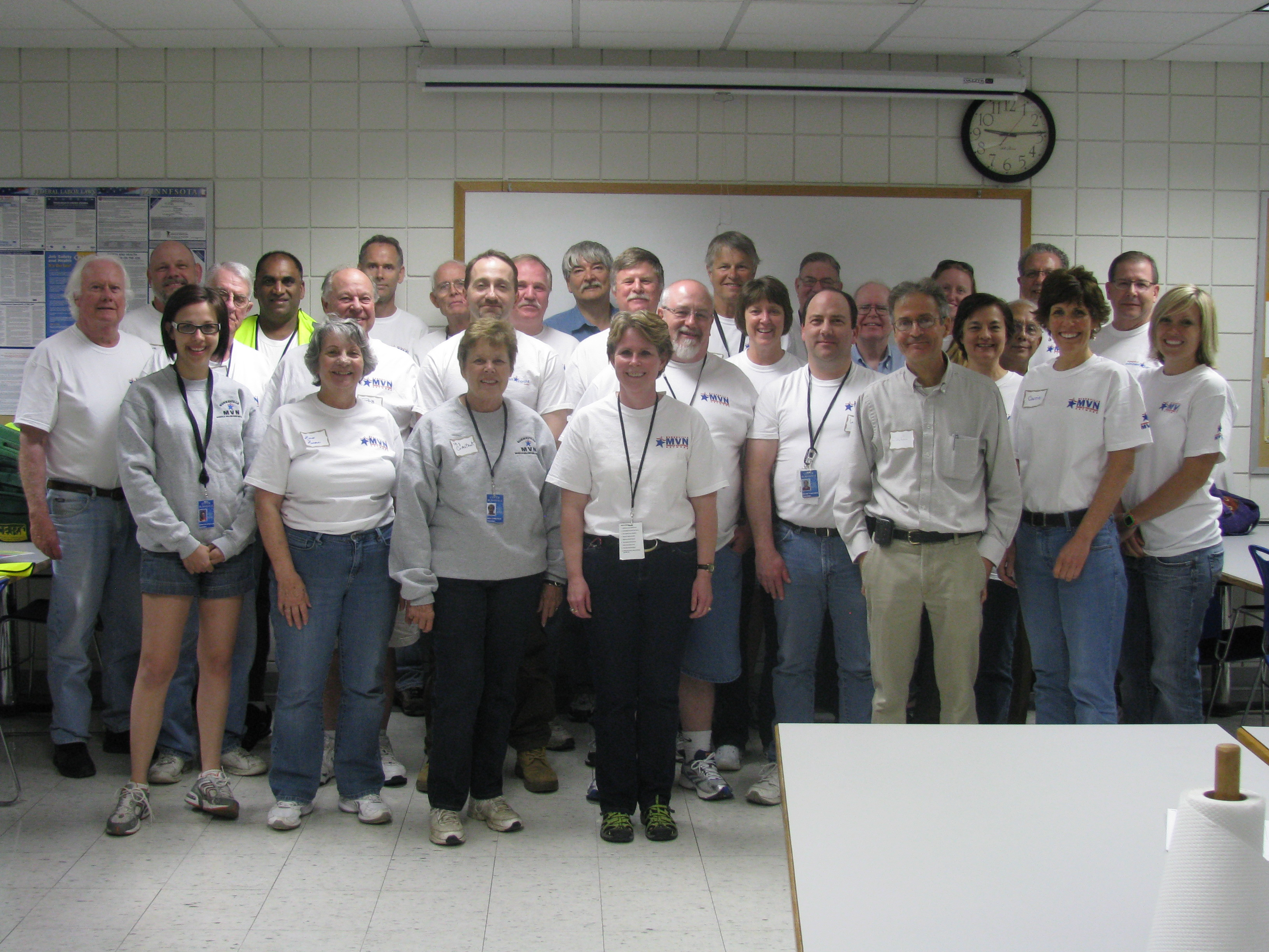 2012 MVN Members