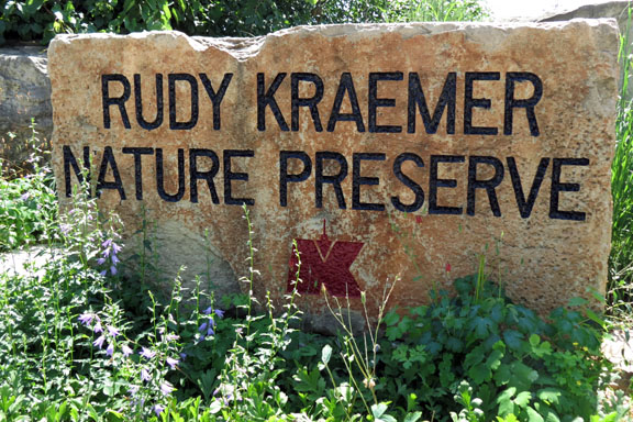 Kraemer entry sign.jpg