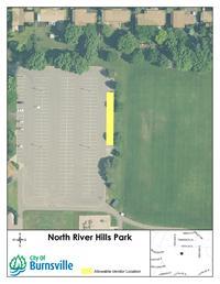 North River Hills Vendor Map