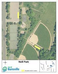 Neill Vendor Map