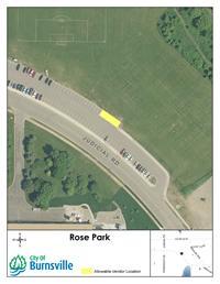Rose Vendor Map