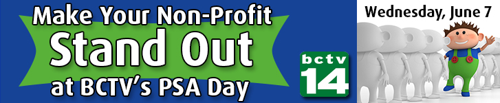 Make your non-profit stand out at PSA Day