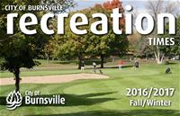 Fall 2016 Recreation Times