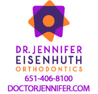 Jennifer Eisenhuth Orthodontics logo